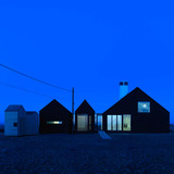Shingle House, Dungeness, Kent by NORD Architecture (Photo: Charles Hosea)