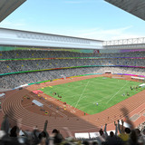 Toyo Ito & Associates, Architects (Image: Japan Sport Council)
