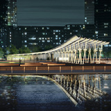 Urban Design Merit Award Winner: Hunters Point South Waterfront Park in Long Island City, NY, Park Designers: Thomas Balsley Associates / WEISS/MANFREDI, Prime Consultant and Infrastructure Designer: Arup (Image Credit: WEISS/MANFREDI)