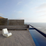 Shortlisted - Best new private house: W Houses, Peru, by Barclay & Crousse (Image via Wallpaper*, Photo: Cristobal Palma)
