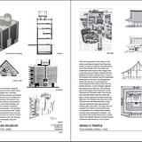 Japan 2013 OSU KSA - architecture/urbanism guidebook (screenshot) via Evan Chakroff.