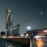 Daniel Libeskind to design spiraling garden tower and new East Thiers Train Station in France