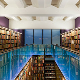 London: London Library by Haworth Tompkins. Photo: Paul Raftery