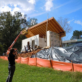 The Construction of A New Norris House via University of Tennessee, Knoxville