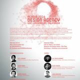 ACADIA 2014 conference poster.