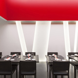 Yojisan Sushi in Beverly Hills, CA by Dan Brunn Architect