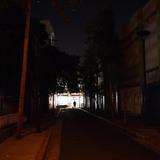 Calle Luis B. Romano before the intervention (Photo: UrbanoActivo)