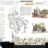Second place entry by Victor Bouman Casas, Pol Mercadé Armengol (Spain). Image courtesy of Opengap.