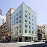 185 Post Street in San Francisco, CA by Brand + Allen Architects