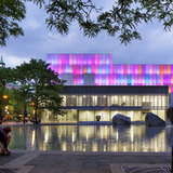 Ryerson Image Centre in Toronto, Canada by Diamond Schmitt Architects; Lighting Design: Consullux Lighting Consultants/CEL