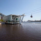 Award for Infrastructure or Transportation Structures: Emirates Air Line, 