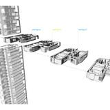 Apartment types. Image: UNStudio