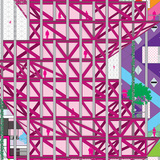 Chroma_topia: Generally Different Towers For Shangai, UCLA Architecture and Urban Design, 2015.