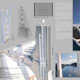 SPECIAL MENTION - ALTERNATIVE INFRASTRUCTURE: Waterfall Towers by Nikolaos Karintzaidis | GREECE