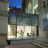 Toni Stabile Student Center in New York, NY by marble fairbanks