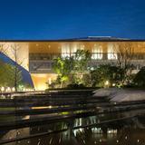 Nanjing Ecotech Island Exhibition Center. Image: NBBJ / Terrance Zhang