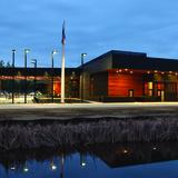 U.S. Land Port of Entry; Warroad, Minnesota by Snow Kreilich Architects, Inc. Photo Credit: Paul Crosby