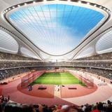 Zaha Hadid Architects (Image: Japan Sport Council)