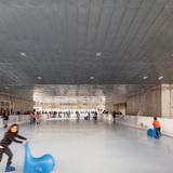 Castelo Branco Cultural Center by Josep Lluís Mateo. Photo: Adrià Goula