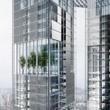 Facade (Image: Murphy/Jahn Architects)