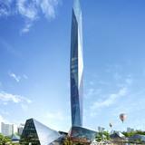 Eye level view (Image: GDS Architects, CG: Rayus)