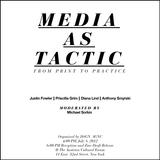 Media as Tactic via DSGN AGNC