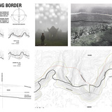 First Prize: Floating Border Project