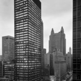 Seagram building - [Photo by Ezra Stoller © Esto, 1958, courtesy of the Canadian Centre for Architecture]