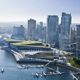Coal Harbour Convention District; Vancouver, Canada (Photo: LMN Architects)