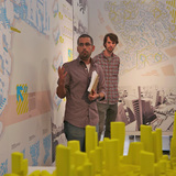 SUPRASTUDIO Neil Denari GEO_GRAPHICS 2012 Review. Courtesy of UCLA Architecture and Urban Design