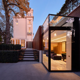 Private House, North London, Alan Higgs Architects. Photo: Alan Williams.