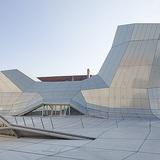 FRAC Centre by JakobMacFarlane