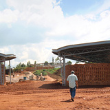 Civic and community winner: Women's Opportunity Centre, Rwanda by Sharon Davis Design. Image courtesy of WAF.