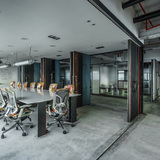 Office: Auer | New Taipei City, Taiwan by X-Line Design Co. Ltd. Photo courtesy of INSIDE - World Festival of Interiors.