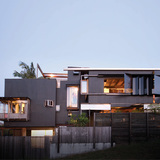 House winner: The Left-Over-Space House, Australia by Cox Rayner Architects. Image courtesy of WAF.