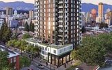 "Another case of ""poor door"" for proposed Vancouver high-rise"