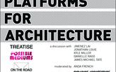 Platforms for Architecture