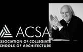 Dean Anthony Vidler to receive ACSA Centennial Award