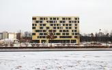 Meininger Hotel at Quartier Verde, Gateway Gardens, Frankfurt / Main