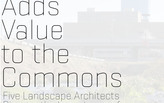 Design Adds Value to the Commons