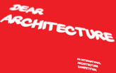 Regular Registration for Dear Architecture ends June 24