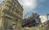 Oamaru is a New Zealand town dedicated to steampunk