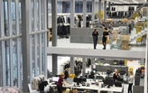 Rem Koolhaas's G-Star Raw HQ is like 'two brands having unprotected sex'