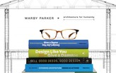 Warby Parker partners up with Architecture for Humanity