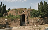 Mausoleum of Augustus stands derelict on anniversary of emperor's death