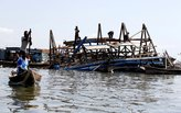 Kunlé Adeyemi's Makoko floating school collapses