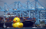 Rubber Duckie, you make globalization so much fun