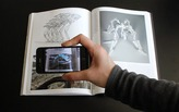 Blurring publishing boundaries | Article with AR Interaction in DOMUS 956