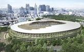 Did Kengo Kuma copy elements of Zaha Hadid's Tokyo Olympic stadium?
