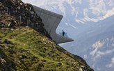 Mile high club: Zaha Hadid's Messner Mountain Museum opens in Corones, Italy